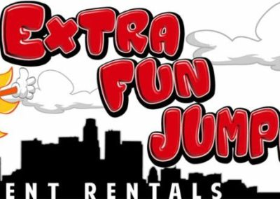 Extra Fun Jumpers Logo